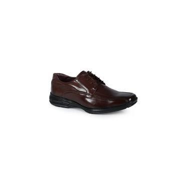 Sapato Social Masculino Conforto Parthenon Cadarço