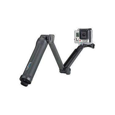 Suporte 3 em 1 (Garra, Extensor ou Tripé) para Câmera GoPro