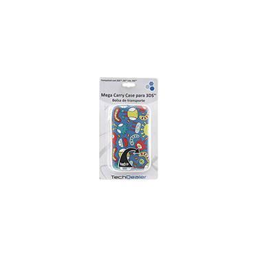 Mega Carry Case para 3DS - Bolsa de Transporte (Inseto Verde)
