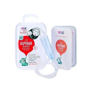 Aspirador Nasal Para Bebês Aspirar Baby Com Estojo- Likluc