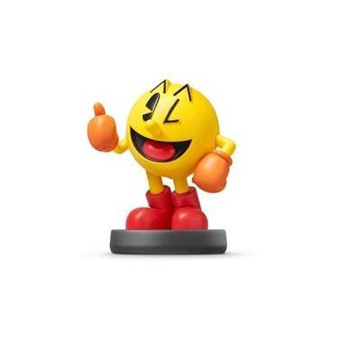 Nintendo Amiibo: Pac-Man - Super Smash Bros. - Wii U e New Nintendo 3DS