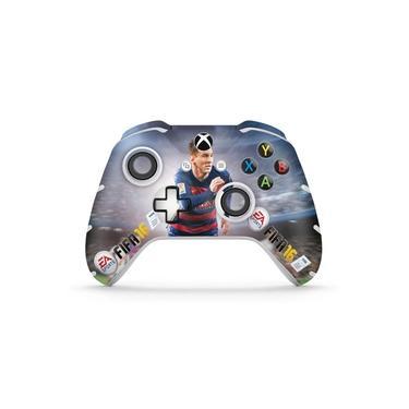 Skin Adesivo para Xbox One Slim X Controle - Fifa 16