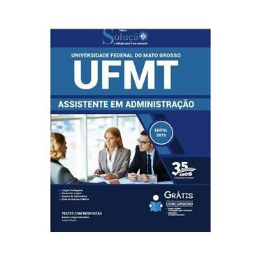 Imagem de Apostila Ufmt - Assistente Em Administração - Mato Grosso