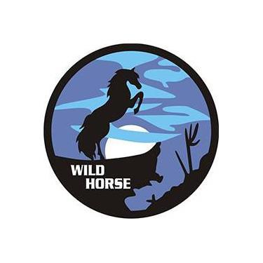 Capa para estepe Carrhel Cavalo Selvagem com cadeado - Crossfox / Ecosport / Doblo/Aircross