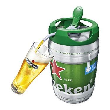 Barril de Chopp Heineken 5 Litros