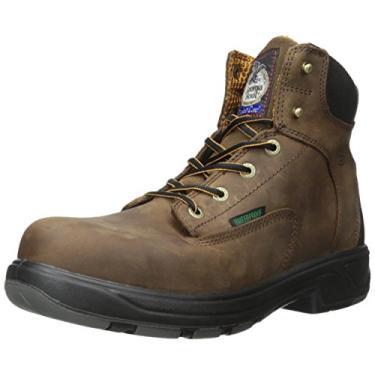 "Georgia Boot Men's Georgia FLXpoint 6"" CT Boot-M Steel Toe Work"