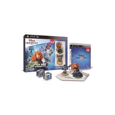 Disney Infinity Toy Box Starter Pack 2.0 PS3