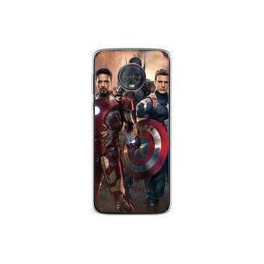 Capa para Moto G6 - The Avengers | Os Vingadores 3