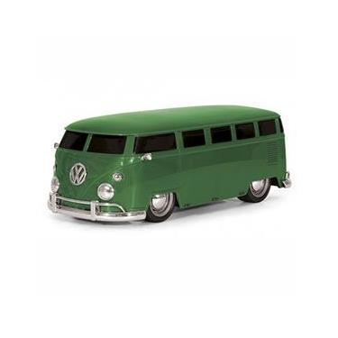 Imagem de Brinquedo Carrinho Kombi Miniatura Super Bus - Poliplac