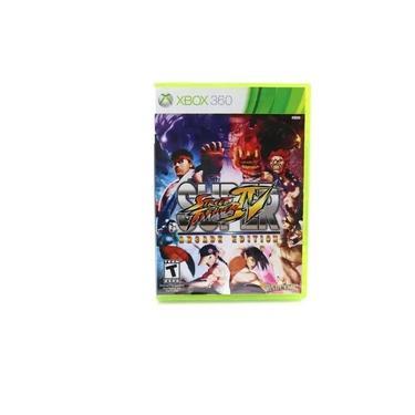 Jogo Super Street Fighter Iv Arcade Edition Xbox 360