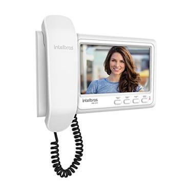 Imagem de Módulo Interno intelbras para Vídeo porteiro IVR 1070 HS Branco
