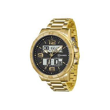 e90ddb2552f Relógio Masculino X-Games Analógico e Digital Esportivo Xmgsa003 P2kx