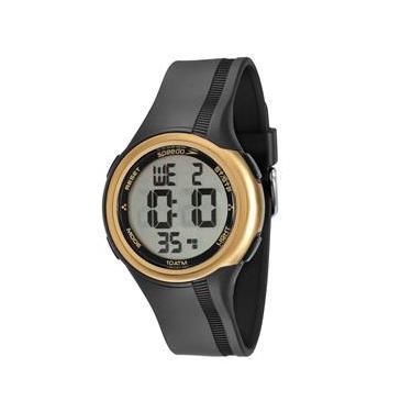 a332eca1069 Relógio Feminino Digital Speedo 80587L0EVNP2 - Preto