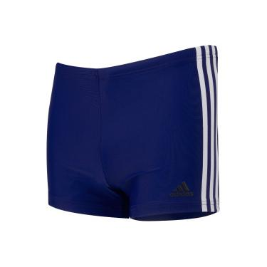 Sunga Boxer adidas Fit 3 Stripes Swim - Adulto adidas Masculino