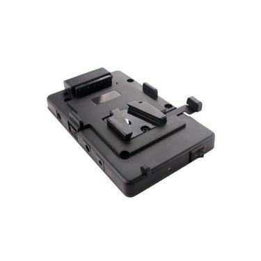 Adaptador V-Mount USB e Alimentação LP-E6 para Canon 5D Mark III, 5DII, 7D, 60D e 70D