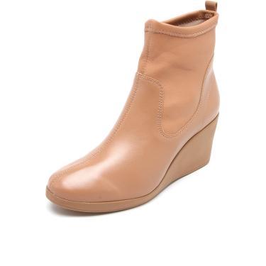 f9bb8f068 Bota Feminino Azaléia Com salto | Moda e Acessórios | Comparar preço ...