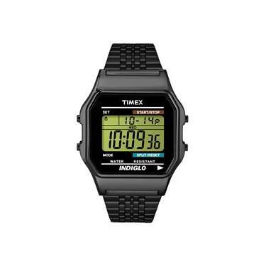 e416ec0f1d1 Relógio Timex Style Weekender Masculino Ref  TW2P48400WW N