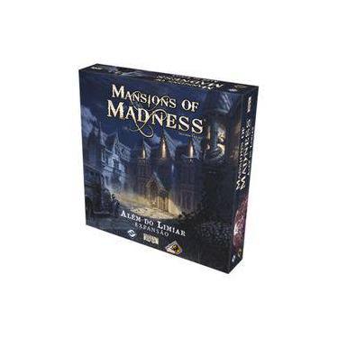 Expansão Mansion Of Madness Alem Do Limiar Galápagos