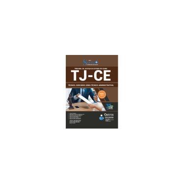 Imagem de Apostila Tj-Ce 2019 Técnico Judiciário Administrativo