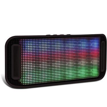 Caixa de Som Lumini LED Bluetooth 4W RMS 6012001 Maxprint