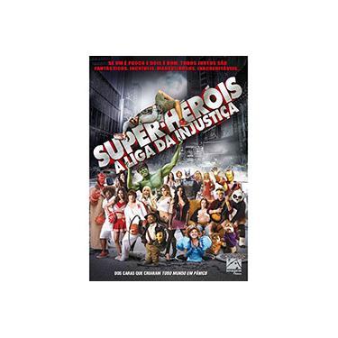 Imagem de DVD Super-Heróis - A Liga da Injustiça