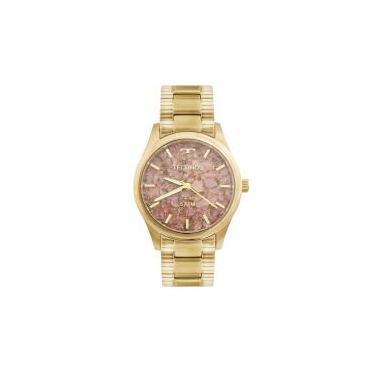 Relógio Technos Feminino Signature Elegance Stone Collection Analógico  2033CN 4T 198c9888e8