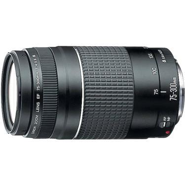 Lente Canon Canon EF 75-300mm f/4-5.6 III