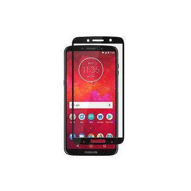 Pelicula De Vidro 3d Tela Toda Motorola Moto Z3 Play - Xt1929 - Fse Acessórios