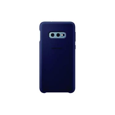 Capa Protetora Silicone Galaxy S10E, Samsung, Capa Protetora para Celular, Azul Maritimo