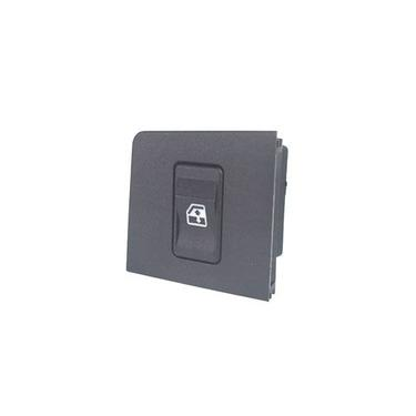 Interruptor Vidro Eletrico Botao Simples Led Vermelho Almapy Cod.ref. Fiorino /uno /elba /premio