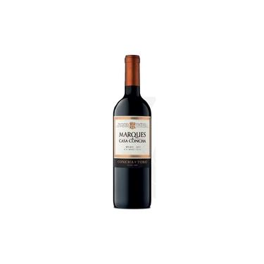 Vinho Importado Argentino Marques Casa e Concha Malbec 750ml