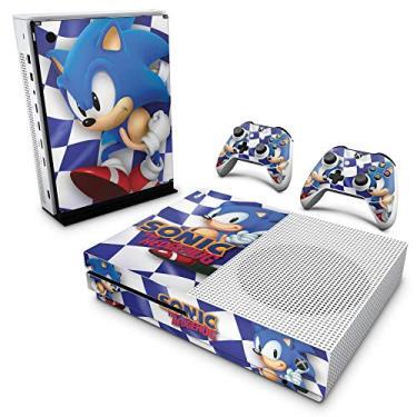 Skin Adesivo para Xbox One Slim - Sonic The Hedgehog