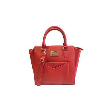 Bolsa Betty Boop de Mão Vermelha
