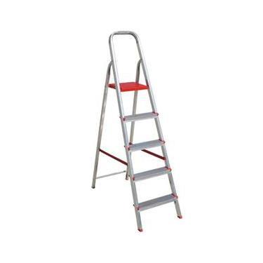 6717a22c38 Escada de Alumínio Doméstica 5 Degraus Botafogo Alumínio