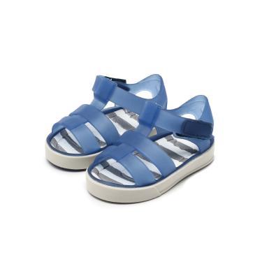 3296427652 Sandália Pimpolho Colorê Azul Pimpolho0027085E menino