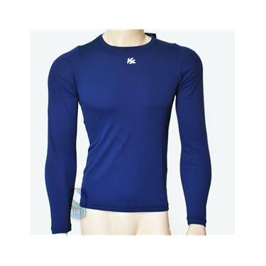 d89385cdad Camisa Térmica Segunda Pele Kanxa - Manga Longa - Poliamida