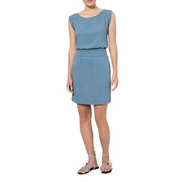 Vestido azul amazon
