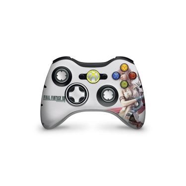 Skin Adesivo Para Xbox 360 Controle - Final Fantasy Xiii #a