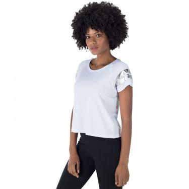 Camiseta Oxer Foil Run - Feminino Oxer Feminino