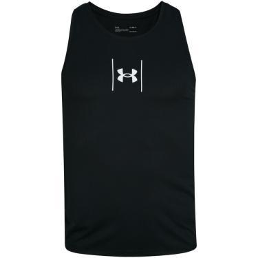 Camiseta Regata Under Armour Speed Stride - Masculina Under Armour Masculino