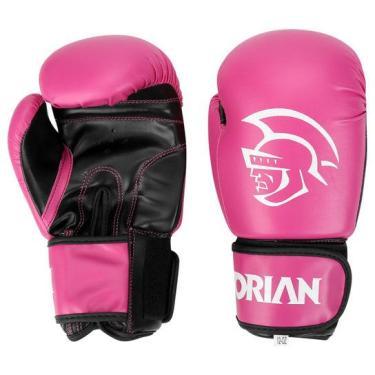 d9d2dc942 Luva de Boxe Pretorian First 12OZ Rosa