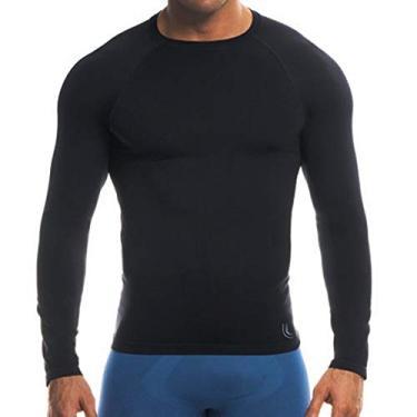 727a077524 Camiseta Térmica Lupo Sport Run - 70045-001 - Preta - EG