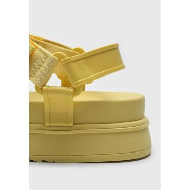 Imagem de Sandália Colcci Plataforma Amarelo Colcci 801.01.02537 feminino