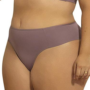 Kit 3 Calcinhas Plus Size Lateral Dupla 50035