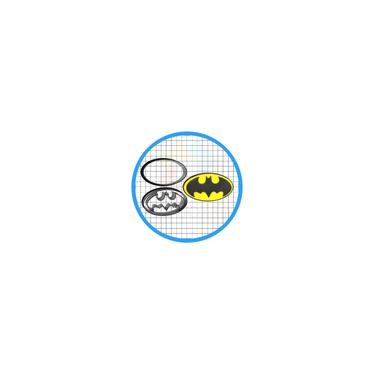 Imagem de Cortadores para pasta americana tema Batman