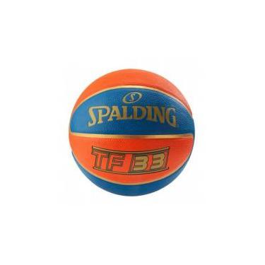 Bola de Basquete TF33 83489Z Spalding - 946160fba4f5c