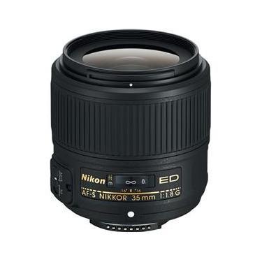 Lente Nikon Af-S 35Mm F/1.8G Ed Nikkor