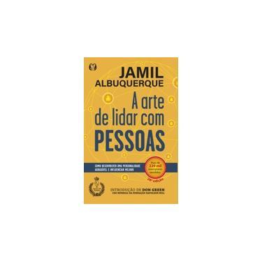 Imagem de Livro - A arte de lidar com pessoas: Como desenvolver uma personalidade agradável e influenciar melhor