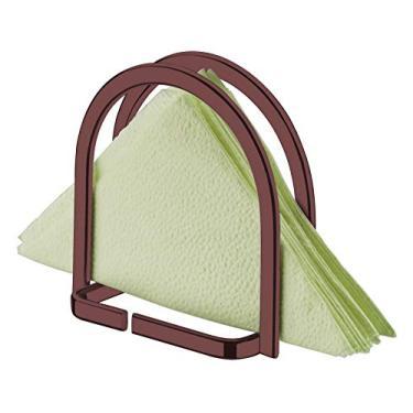 Imagem de Porta Guardanapos Pequeno Future Bronze
