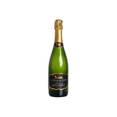 Vinho Espumante Branco Brut La Grange Aux Garçons Cuvée Bulles 750ml